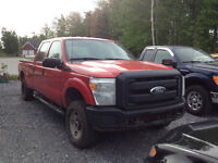 2011 Ford F-250 super duty Camionnette