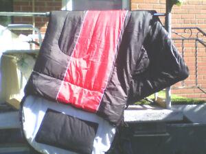 Sleeping bag +