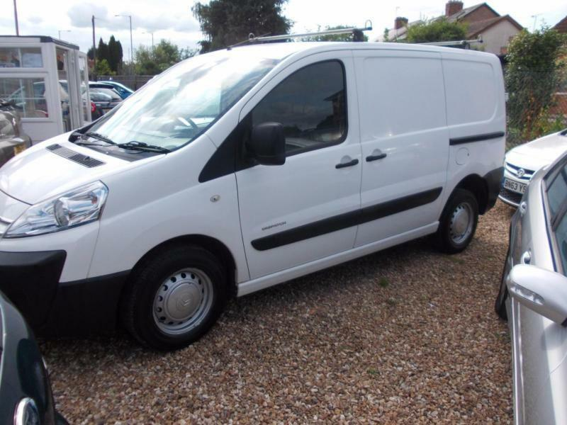 2008 Citroen Dispatch 1.6HDi ( 90 ) L1 H1 1000