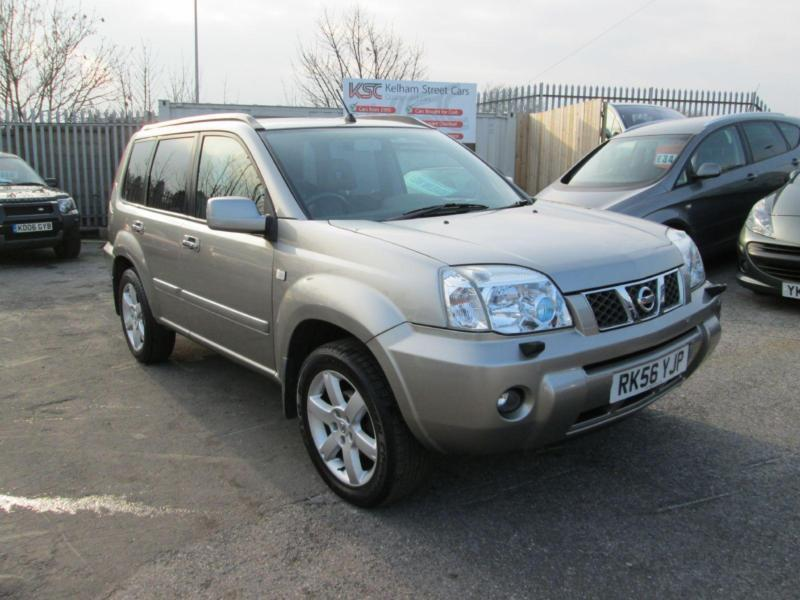 2006 nissan x trail 2 2 dci 136 aventura in doncaster south yorkshire gumtree. Black Bedroom Furniture Sets. Home Design Ideas
