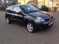 2008 Renault Clio 1.2 Campus Sport I-Music Hatchback 3dr Petrol Manual (142