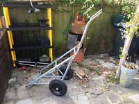 Carpet fitters trolley/ sack truck