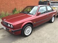 BMW E30 318i AUTOMATIC