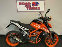 2017 KTM Duke 390 Supermoto Excellent Condition Lots of Extras FSH