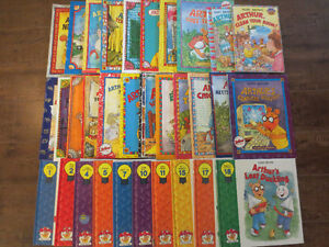 Assorted Arthur Books