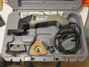 Dremel Multi-Max with Accessories London Ontario image 1