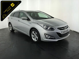 2014 HYUNDAI I40 STYLE BLUE DRIVE CRDI ESTATE 1 OWNER SERVICE HISTORY FINANCE PX