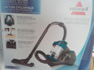 Brand new Bissell powerforce canister vacuum