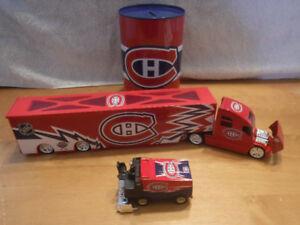 pour collection des Canadiens NHL