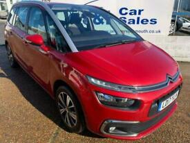 image for 2017 Citroen C4 Grand Picasso 1.6 BLUEHDI FEEL S/S 5d 118 BHP MPV Diesel Manual