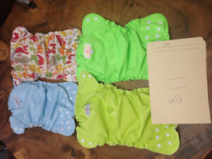 Cloth diaper destash