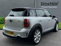 2013 MINI Countryman 1.6 Cooper S ALL4 5dr SUV Petrol Automatic