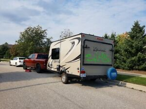 2013 (New 2014) Kodiak Camping Trailer (with towing package)