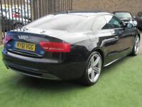 2011 Audi A5 2.0 TDI Black Edition Quattro 2dr