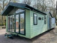 Atlas Jasmine Lodge 14ft x 40ft 2 bed static caravan lodge for sale off site