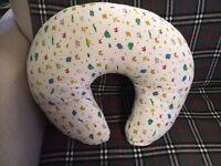 Breastfeeding pillow £6