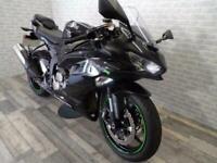 2019 19 reg Kawasaki Ninja 636 in Black *Low Mileage*