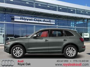 2016 Audi Q5 2.0T Technik qtro 8sp Tip   - Certified - Low Milea
