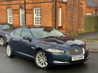 2013 Jaguar XF 3.0 TD V6 Luxury (s/s) 4dr Saloon Diesel Automatic