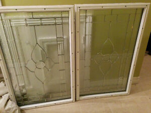 Decorative stain glass for Front Door, stain glass