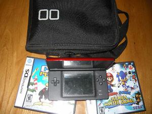 NINTENDO DS (N'EST PAS 3DS) 4 jeux