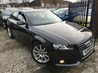 ✿10-Reg Audi A4 2.0 TDI 143 SE Multitronic, Grey ✿AUTOMATIC ✿NICE EXAMPLE✿