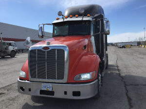 Fuel Efficiency 2013 Peterbilt 386