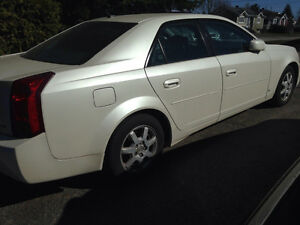 2006 Cadillac CTS Full Berline""""""""""""""""