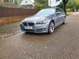 2015 BMW 520D LUXURY EDITION ESTATE AUTOMATIC, ULEZ, LEATHER SEATS