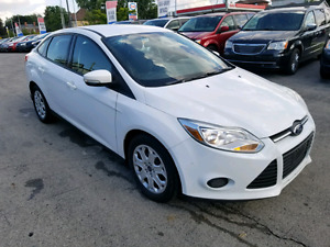 2013 Ford Focus SE Warranty Available 10/10 Condition