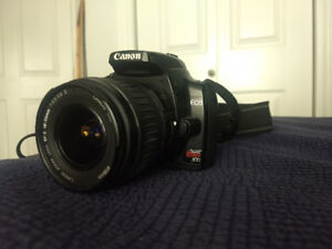 Canon rebel xti for trade!