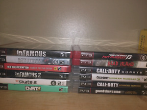 12 ps3 games for $50