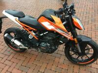 KTM 125 abs, WE BUY BIKES UPTO 15 YEARS OLD FINANCE CLEARED.