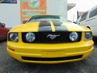 2005 FORD MUSTANG V6 WITH GT APPEARANCE PACKAGE,SHAKER SOUND SYS