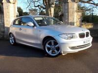 2010 BMW 1 Series 116i [2.0] Sport 3dr 3 door Hatchback