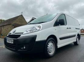 2016 Toyota Proace 2016 TOYOTA PROACE 2.0 HDI 1200 L2 H1 5DR PANEL VAN Diesel M
