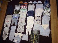 Massive bundle of Baby boys clothes in vgc!