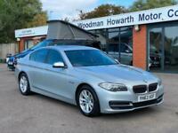 2013 BMW 5 Series 525d SE 4dr Step Auto SALOON Diesel Automatic