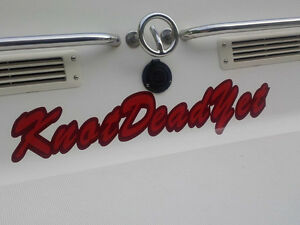 Boat Registration Numbers and Transom Names Kingston Kingston Area image 5