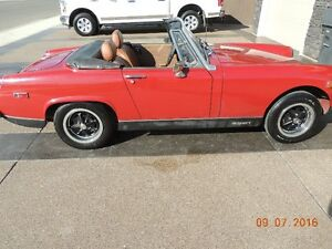 1979 MG Midget Original Lethbridge Car