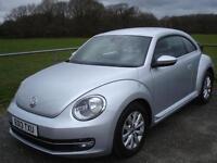 Volkswagen Beetle Design TDI Bluemotion Technology DSG