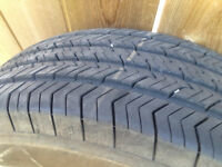 215/65/R16 X-Radial Tires (set of 4)