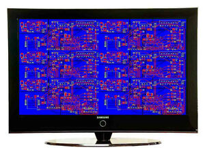 WE REPAIR LCD; LED AND PLASMA TV'S WE BUY BROKEN TV'S