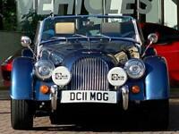 2011 Morgan Plus 4 2.0 Convertible Petrol Manual