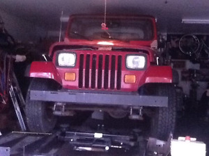 1987 Jeep YJ Other