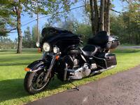 2014 Harley Davidson Ultra Glide Limited
