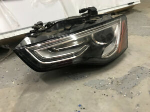 AUDI A5/A4 OEM HEADLIGHT 13 through 16