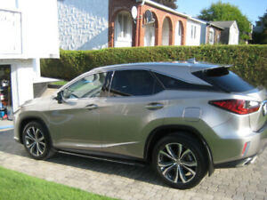 2017 LEXUS RX350  WITH LUXURY PACKAGE PLUS