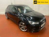 2014 Audi A1 TDI S LINE BLACK EDITION