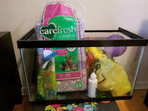 everything you need for your hamster/ small pet